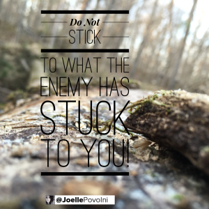 Unstick Yourself