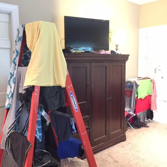 No Room For Shame - Clothesline