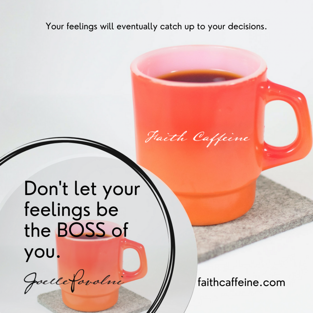 Are You Tired of Feeling Defeated?