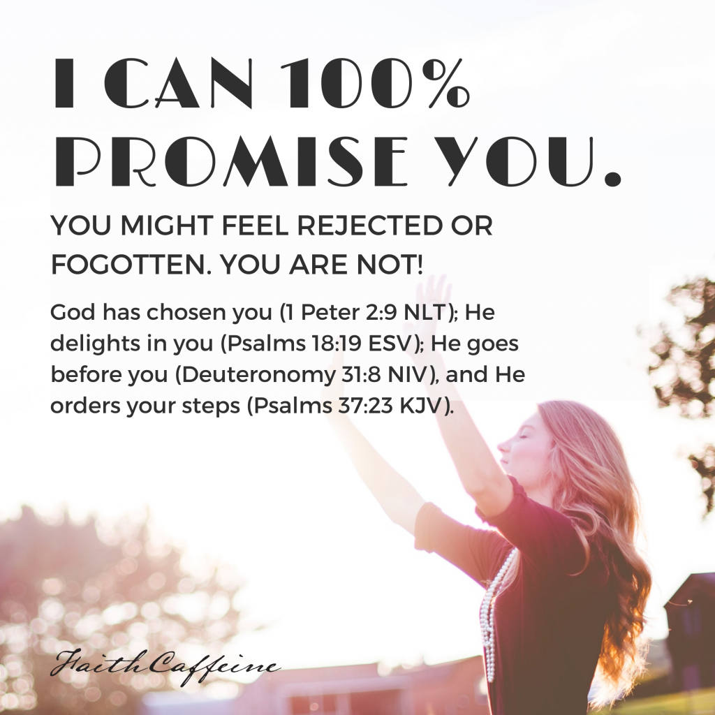 I Can Promise You - Are You Tired Of Feeling Defeated?