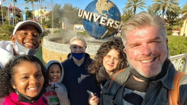 We All Need People - Universal Studios - Faith Caffeine